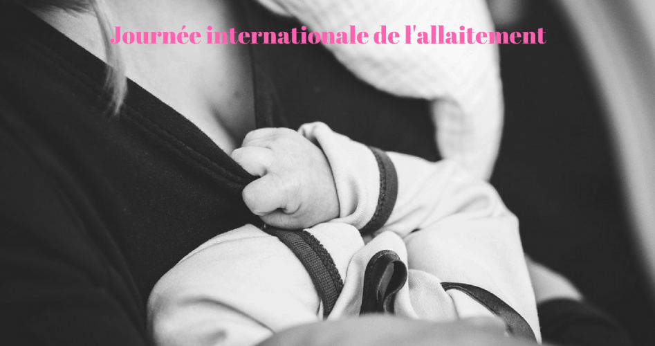 Journée internationale de l'allaitement